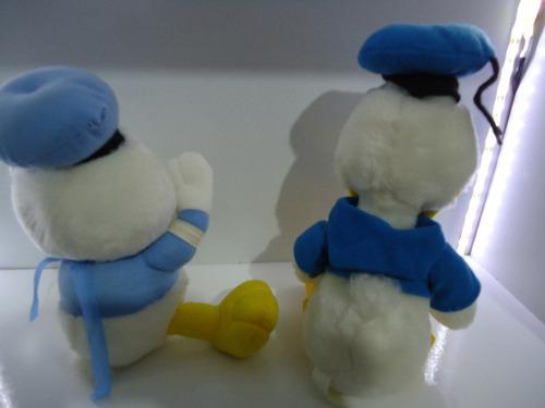 pelúcia pato donalds - disney - usado