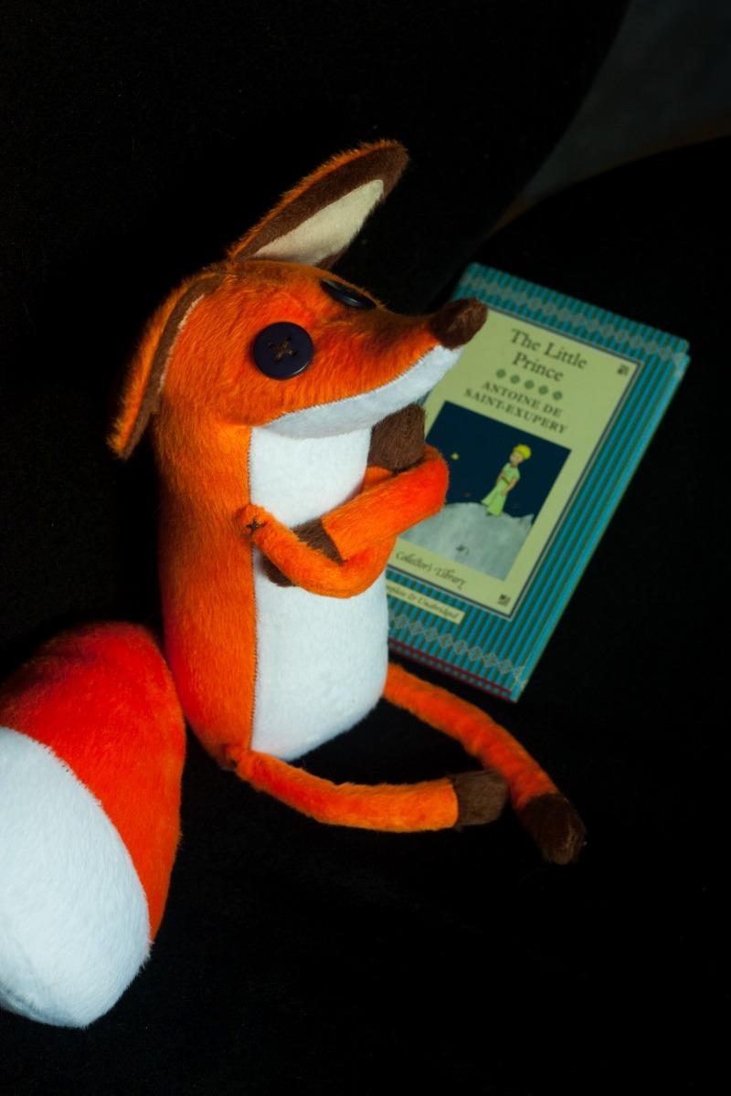 Filme O Pequeno Principe 2015 regarding pelúcia raposa - o pequeno príncipe - filme 2015 - r$ 79,90 em