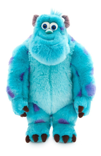 pelucia sulley - monstros sa - original disney