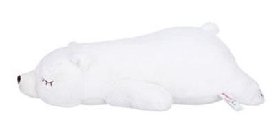 pelúcia urso polar miniso