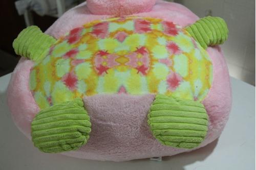 pelucia zoiudão zoiudinho gigante porco rosa 55 cm