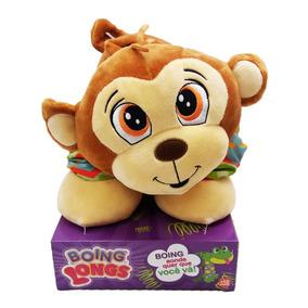 564a2671e Macaco De Pelucia Que Ri Brinquedos Hobbies - Brinquedos e Hobbies ...