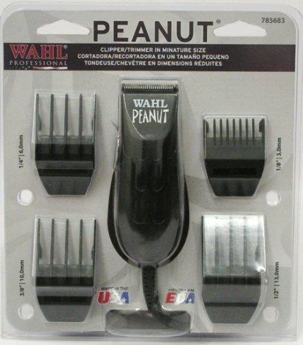 peluquera cortadora trimmer wahl peanut profesional patiller