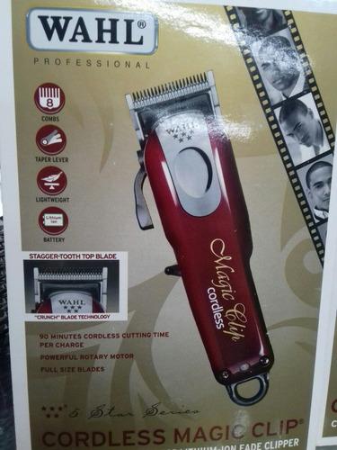 peluquera whall recargable