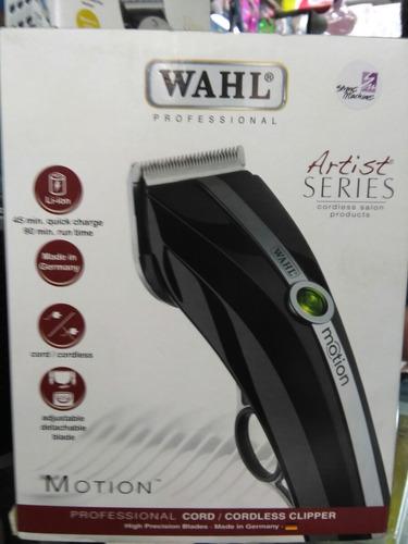peluquera whall recargable motion