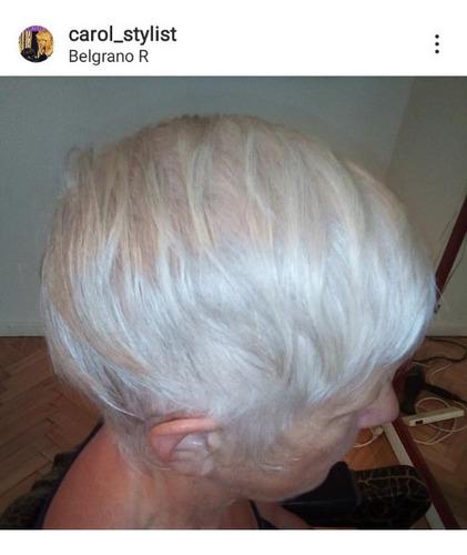 peluqueria a domicilio para damas en capital federal