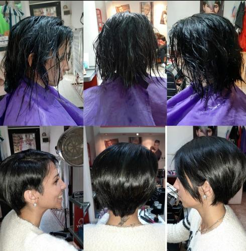 peluqueria alisado botox depilación corte pelo monte grande