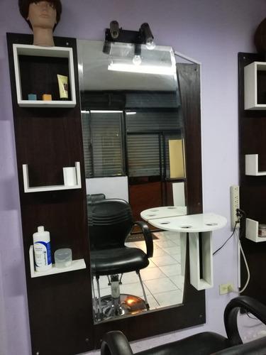 peluquería completa