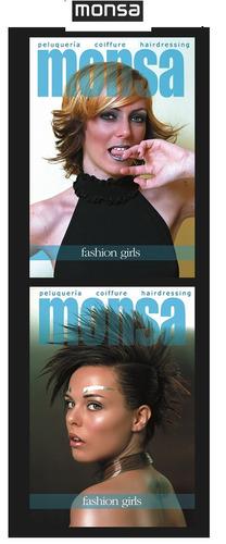 peluqueria fashion girls 2 vols monsa