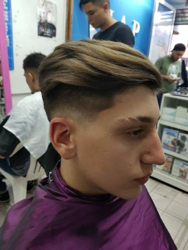 peluqueria hombres barberia