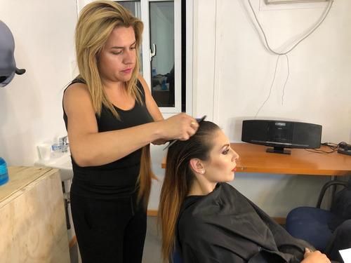 peluquería maquillaje manicure y mas a domicilio