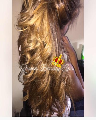 peluquería queen beauty spa