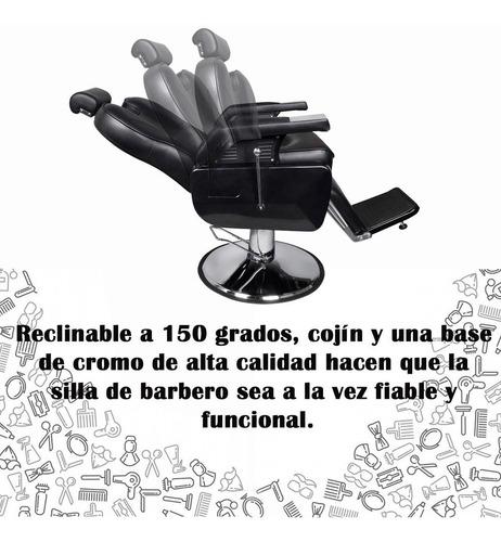 peluqueria silla estetica