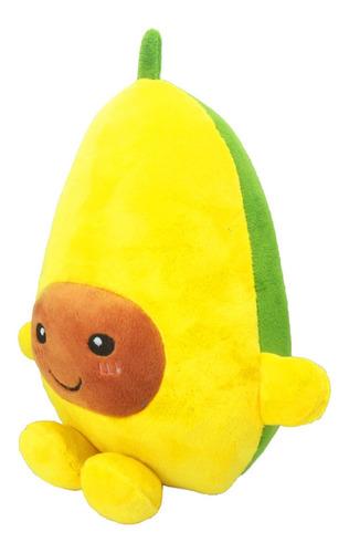 peluuche aguacate cute kawaii súper suave tierno regalo 27cm