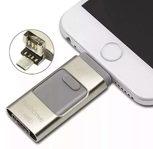 pen drive 128 gb flashdrive iphone 5/6/7/x lightning usb