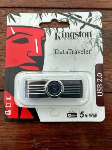 pen drive 16gb kingston dt101 g2
