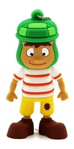 pen drive 32gb personalizado turma do chaves usb 2.0
