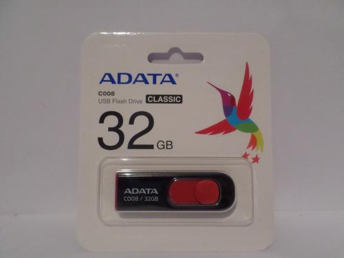 pen drive adata 32 gb nuevo y sellado en su blister