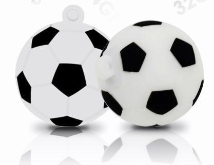 Pen Drive Bola De Futebol - R  300 582e2b791e239