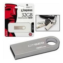 pen drive kingston datatraveler se9 usb 32 gb metal