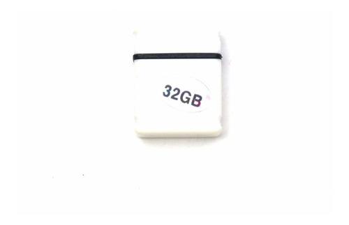 pen drive mini com 32gb de armazenamento usb flash
