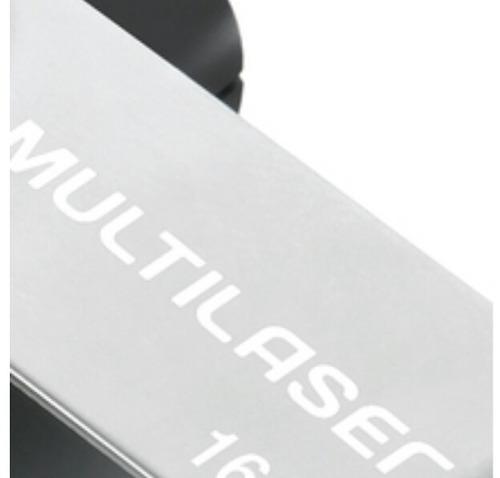 pen drive multilaser twist 2 16gb memória pen zrive