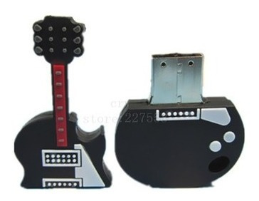 pen drive personalizado 16gb guitarra