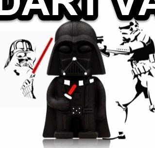 pen drive star wars dart vader 16gb