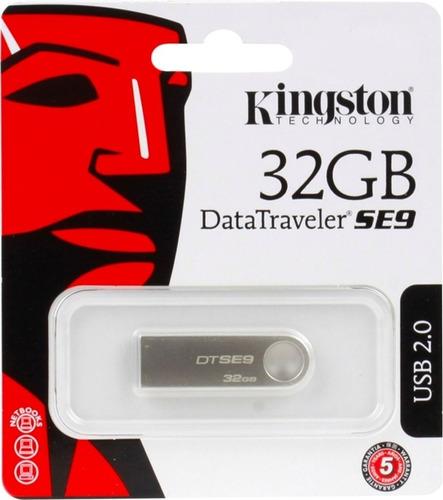 pen drive usb 32 gb. kingston dtse9h - aj hogar