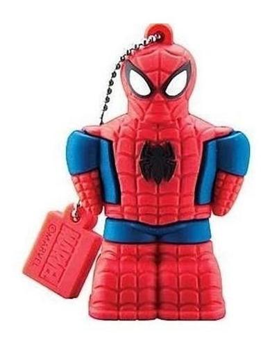 pen drive usb personagens homem aranha marvel 16 gb 16 gigas
