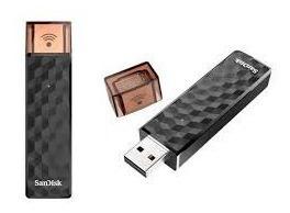 pen driver conector wireless 16 gb sandisk envio cuotas