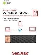 pen driver conector wireless 32 gb sandisk microcentro