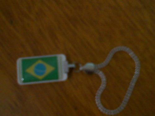 pen driver da bandeira do brasil 8gb