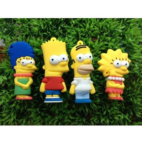 Pen Driver Os Simpsons Frete Gratis