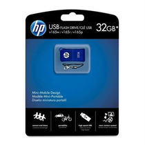 Minipendrive 32gb Hp V165w 100% Original, Mayor Y Detal