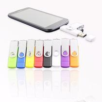 Pen Drive 32gb Puerto Usb- Micro Usb Para Pc Tablet Celular