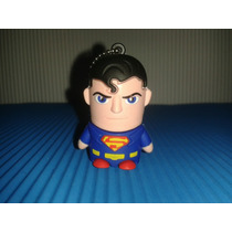 Pendrive De Superman De 4gb Flash Memoria