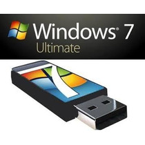 Pendrive De 4 Gb Windows 7 Ultimate Sp1