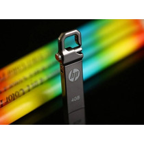 Pendrive 4gb Hp Metalica 100% Original Al Mayor Y Detal