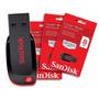 Pendrive Sandisk 8gb® Usb 2.0 Cruzer Blade