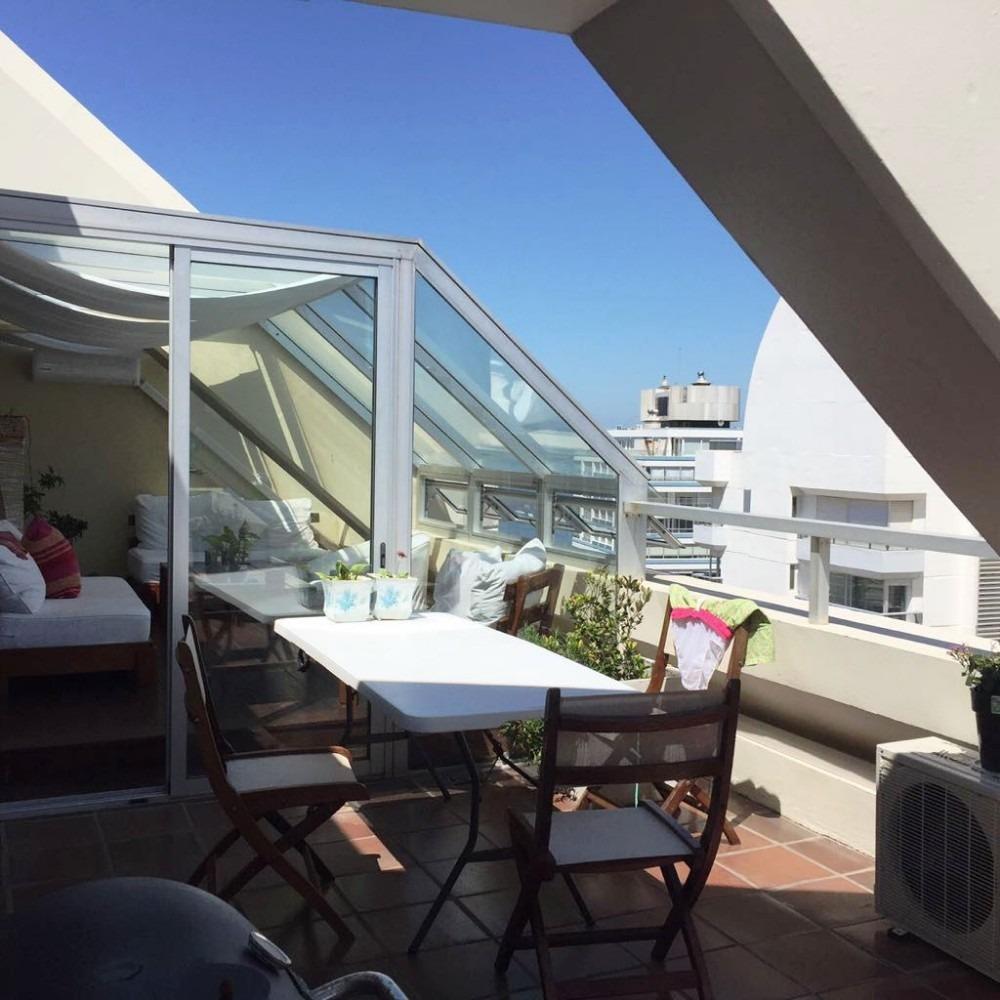 pen house, pda 3, 3 dorm, parrillero con vistas, ref 1214
