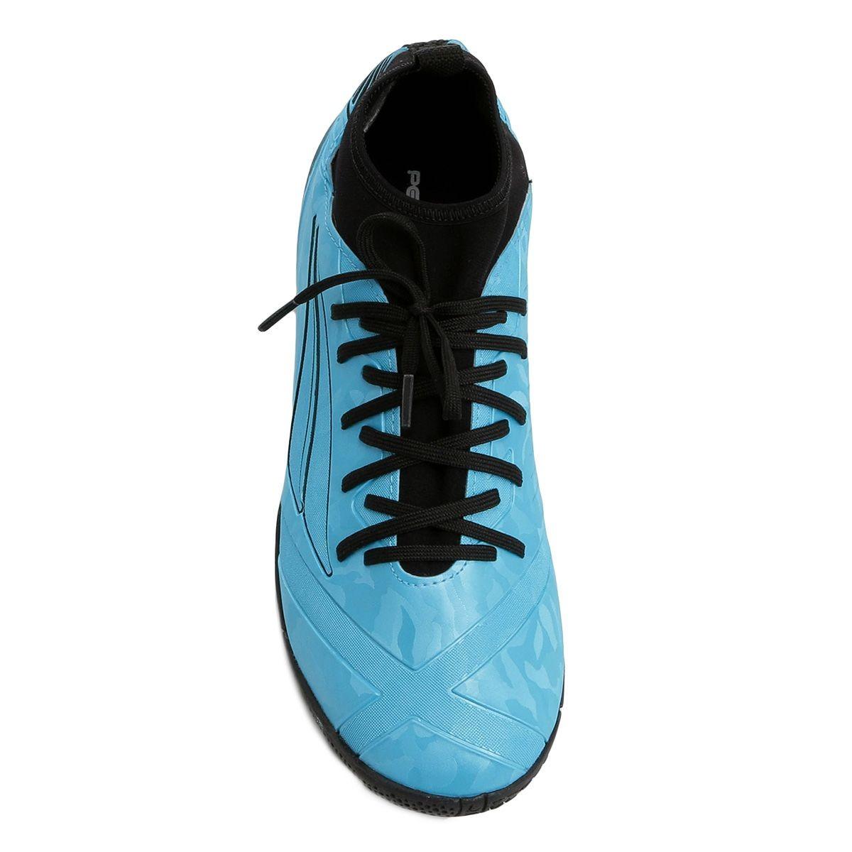 Tenis Futsal Penalty Locker Stealth 7 Botinha Adulto + Frete - R ... d6ac9608eed88