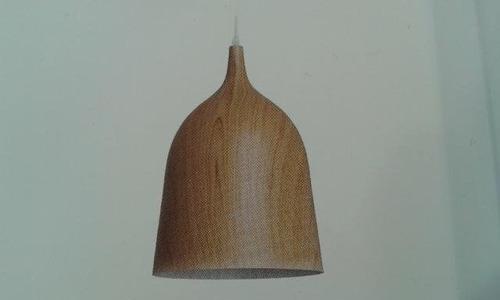 pendente metal 27x40cm bivolt