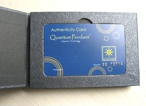 pendiente scalar quantum original dije de energía