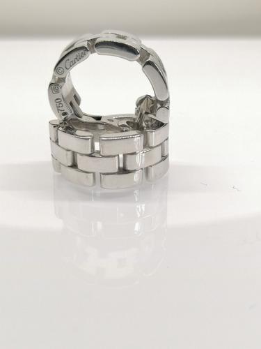 revisa 8f372 e148d Pendientes Cartier Maillon Panthere Original - $ 35,500.00