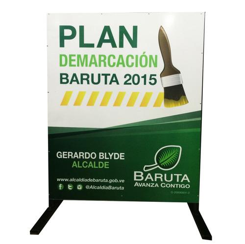 pendones-backing-pancarta-vinil-señaleticas-pancarta-24horas