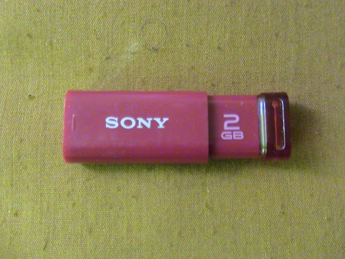 pendray sony 2gb usado