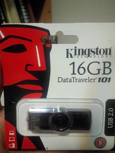 pendrive 16 gb marca kingston nuevo