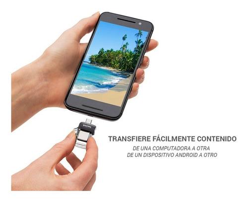 pendrive 32 gb sandisk otg ultra dual drive usb 3.0 original