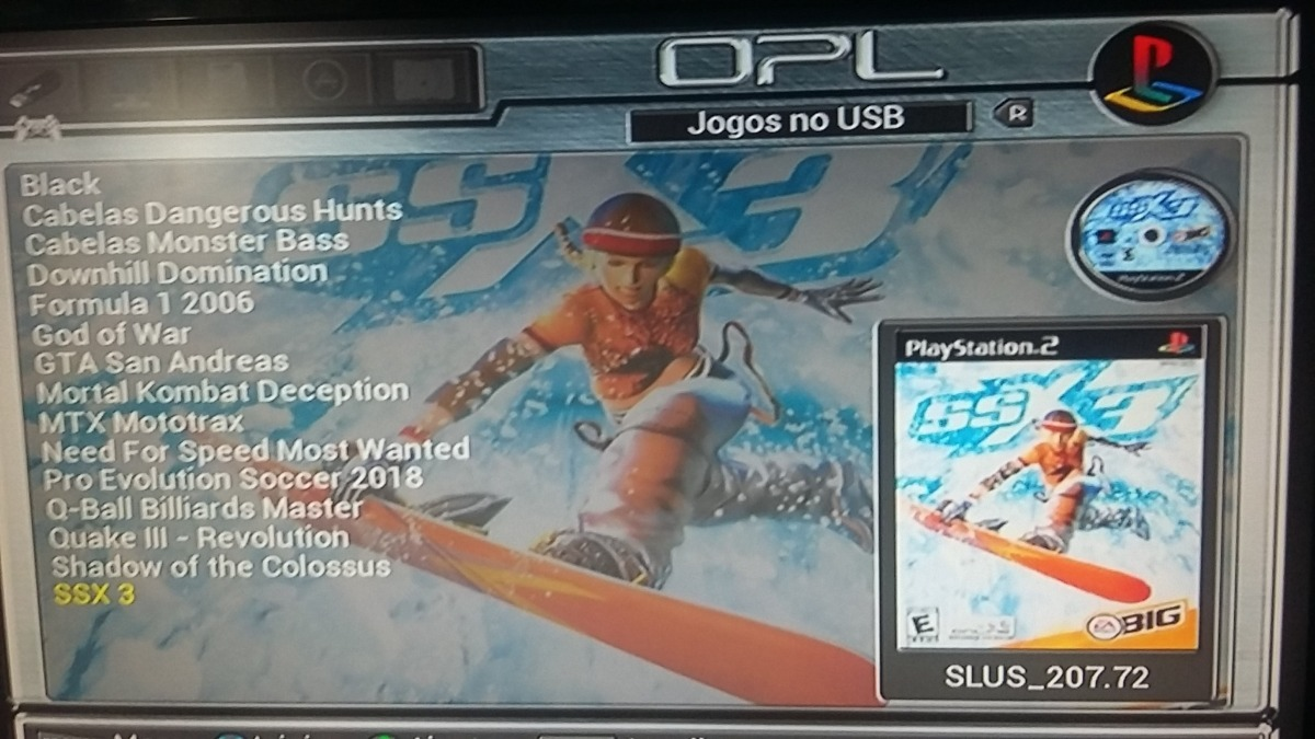 Pendrive 32gb Opl Freemc Boot 15 Patches Jogos Memory Card